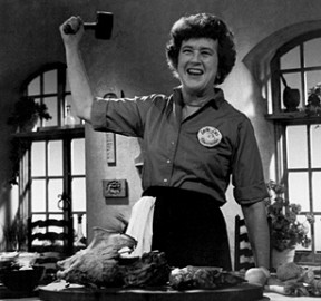 Julia Child In Colombo