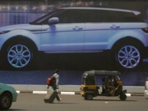 India's Car Sales Slump