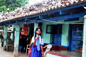 No Toilets In Schools!