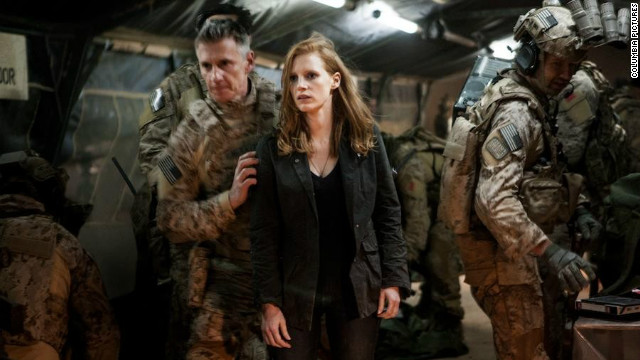 Zero Dark Thirty: The Politics Of Terror