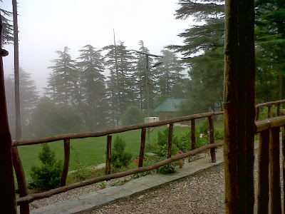 Destination: Dhanaulti