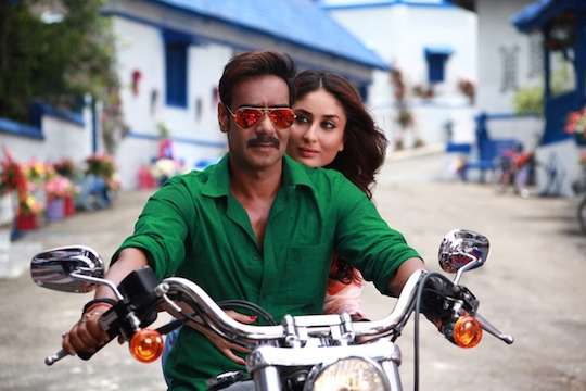 Singham Returns:  Of Mythology And Masala
