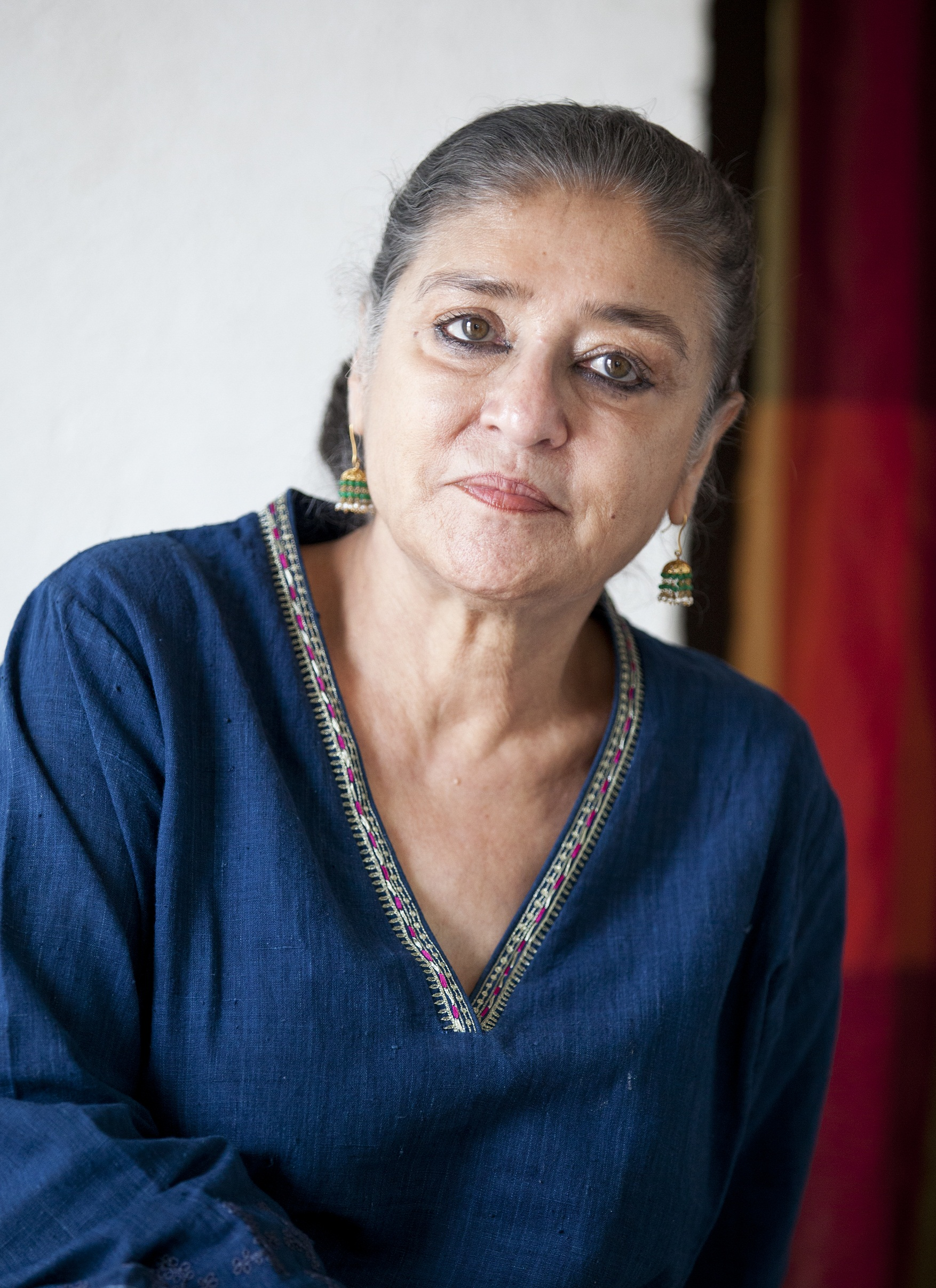 Neelam Mansingh: The World Is Her Stage