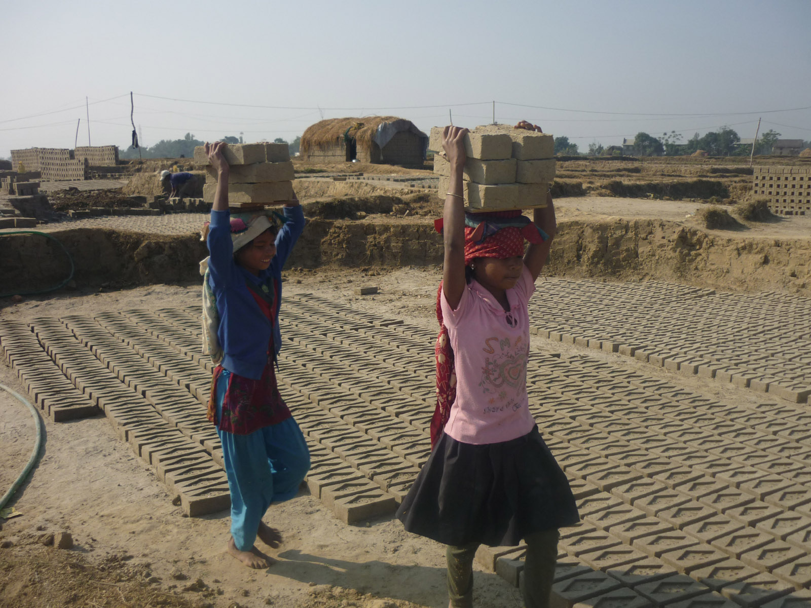 India Sends Children Back to Work