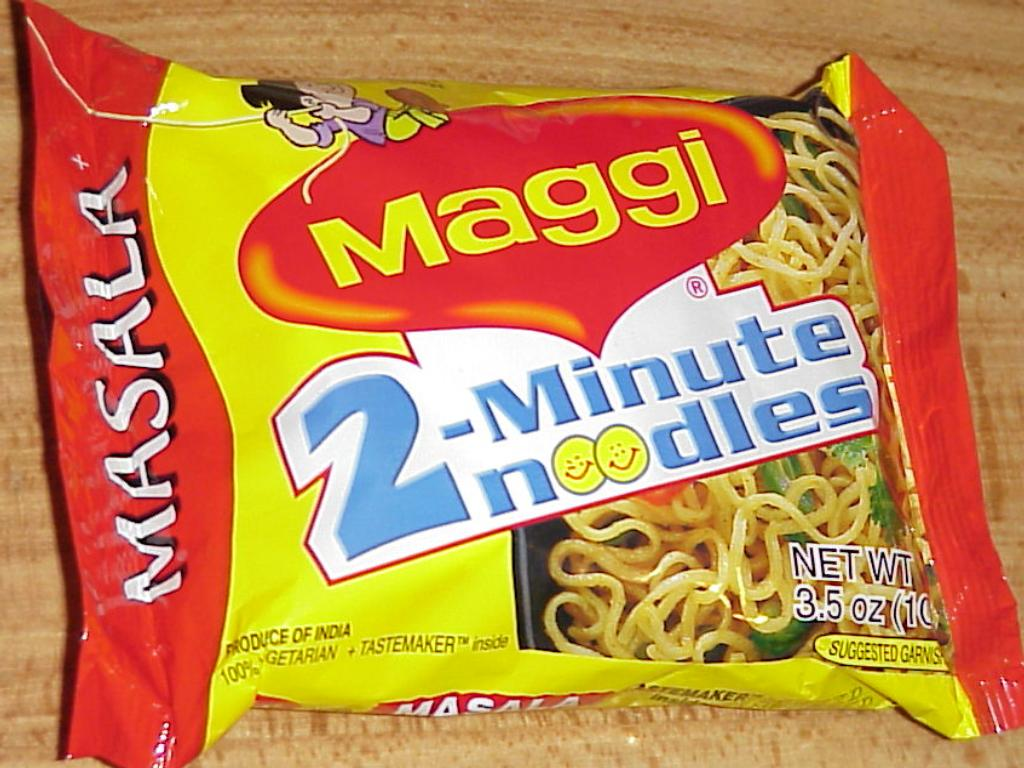 Because Maggi Was Everyone's Backstory