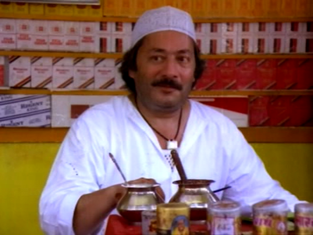 Saeed Jaffrey: Playful Gravitas