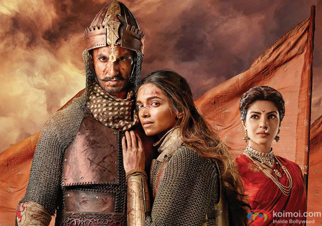 Bajirao Mastani : Of Mirrors, Swords And Fearless Passion