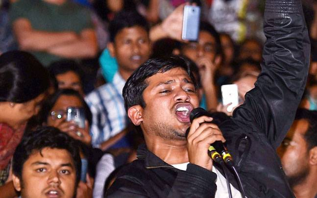 How JNU Taught Us To Laugh At Fear