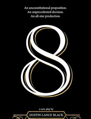 "Play Reading: ""8"" By Dustin Lance Black"