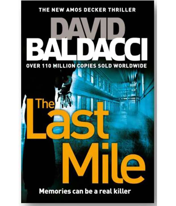 The Airport Reading List: The Last Mile