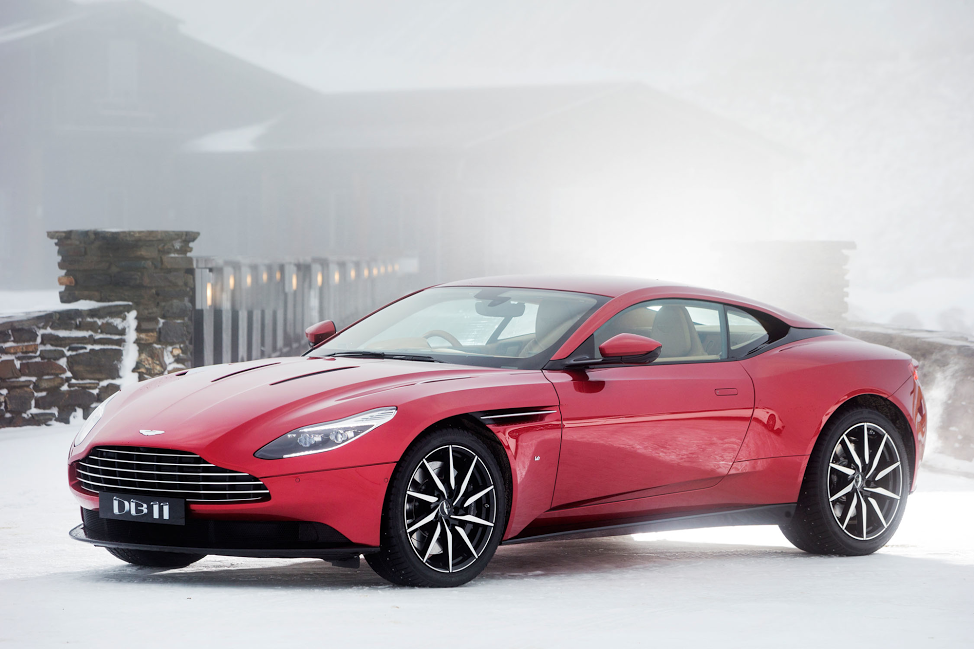 Aston Martin All Set To Bond With India