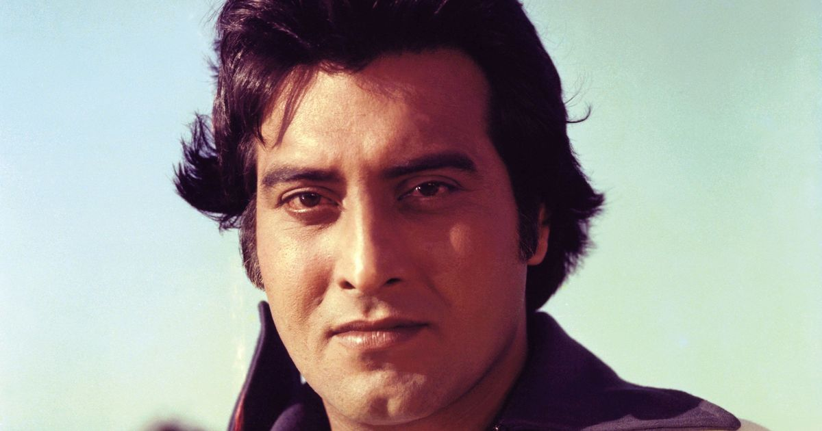 Vinod Khanna: The Unshackled Superstar