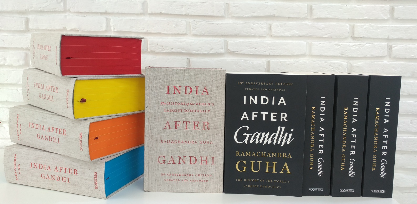 Anniversary Edition: India After Gandhi
